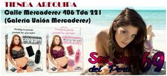 /Juguetes Eróticos/ SEX+SHOP SAN*BORJA