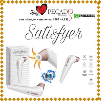 Satisfyer la linea succionadora clitorial pro puiinguin ,sexshop san isidro cel:979033560