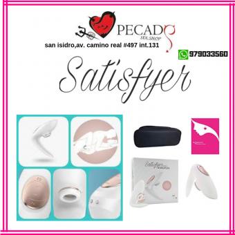 Satisfyer Pro Plus¡Orgasmos múltiples! Como de costumbre sexshop pecados san isidro cel:979033560