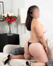 escort adicta al sexo anal con morbo y sensualidad