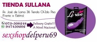 SEX SHOP DEL PERU 69 SULLANA -- PERU