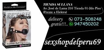 SEX SHOP DEL PERU - SULLANA
