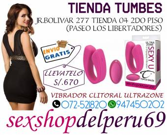 TUMBES SEXSHOP PRODUCTOS SEXUALES