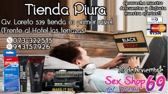 SEXSHOP DEL PERU 69. DYNAMO DELAY