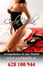 Carla Mila. Escorts Madrid