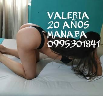 VALERIA SEXY SCORTS DE MANABI NENA DE ALTA GAMA MUY COMPLACIENTE