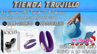 SEXSHOP DEL PERU 69  MASTURBADORES VARIOS