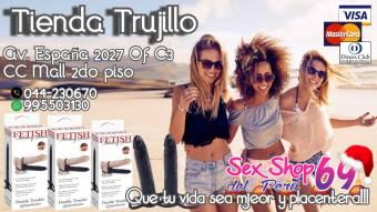 SEXSHOP DEL PERU 69  SADO BONDAGE ESPOSAS