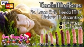SEXSHOP DEL PERU 69  SADO BONGE KITS