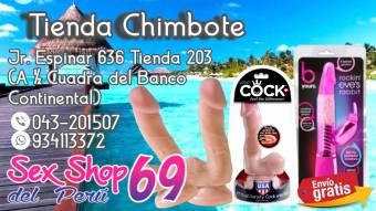 SEXSHOP DEL PERU 69  FRIGIDEZ