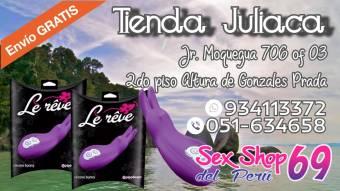 SEXSHOP DEL PERU 69 RETARDANTES  CAPSULAS