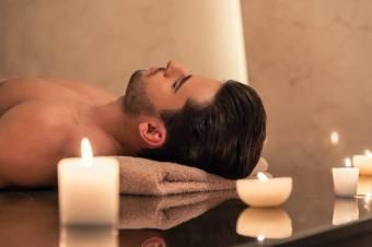 ¿Estres o insomnio? Necesitas un masaje relajante