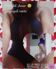 Guayaquil exotica morena ♥ Chica nueva norte 0985197268