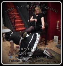 Amas Domina Lady Mistress BDSM AUTENTICO