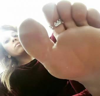 Eres un fetichista de pies