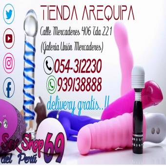 sex shop  */JUGUETES/* */San borja/*