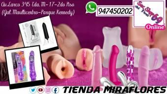 juguetes eróticos S3X*SH0P  San Borja