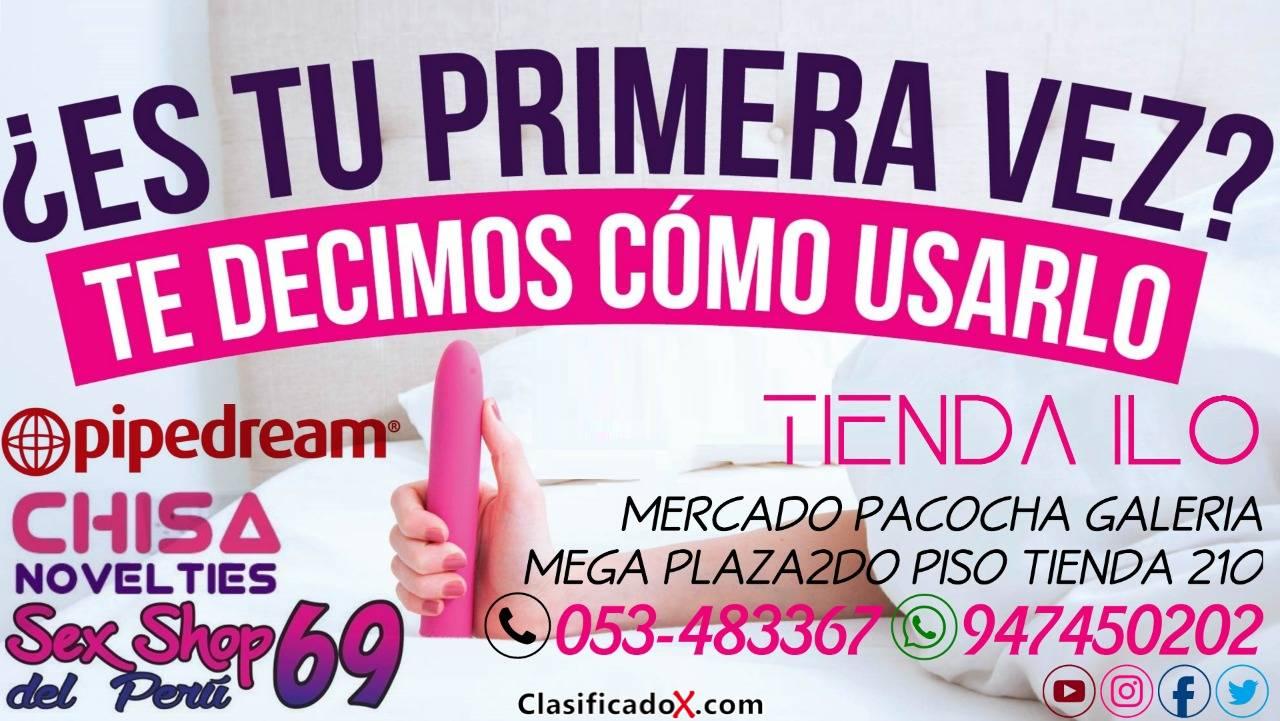 SEXSHOP DEL PERU. TIENDA ILO