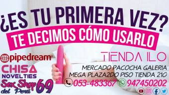 :San Borja: JUGUETES ERÓTICOS sex shop69