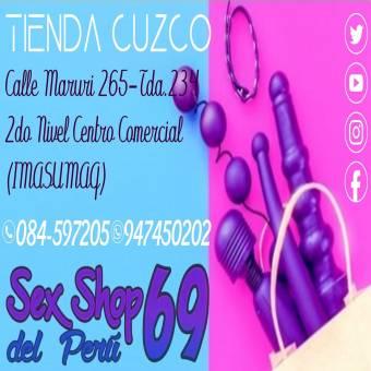 SEX SHOP DEL PERU69 TODO EN JUGUETES...comprar no es un tabu!!.