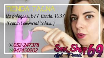 SEXSHOP DEL PERU. TIENDA TACNA