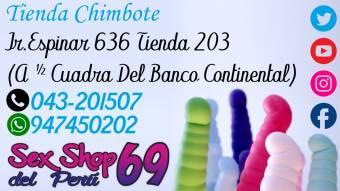 SEXSHOP DEL PERU 69 ¡¡¡¡¡ SAL DE LA RUTINA !!!!