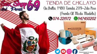 SEX SHOP DEL PERU69 - TACNA