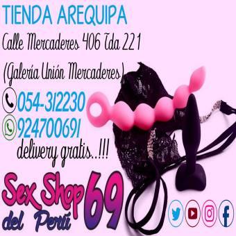 SEX SHOP DEL PERU 69*****