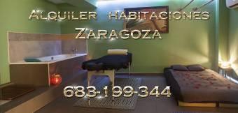 ALQUILER DE HABITACIONES Y APARTAMENTOS DE LUJO EN ZARAGOZA