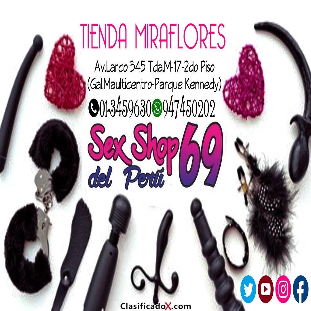 sexshopdelperu69 Juguetes Sexuales en Perú!