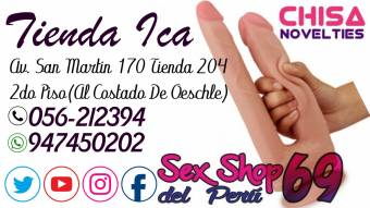 S3X*SH0P San Borja  juguetes eróticos