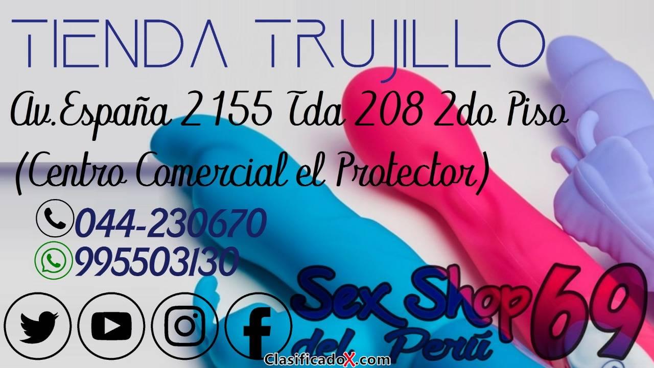 San Borja S3X*SH0P juguetes eróticos
