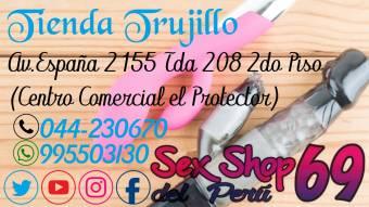 juguetes eróticos  San Boja 69  SEX::SHOP