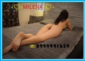 __HEMBROTA__ Con muchas ganas de pasar un delicioso momento contigo __MILENA__
