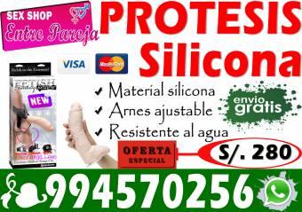 protesis silicona sexhop ofertas lince pidelo tlf. 01 6221274 - 994570256