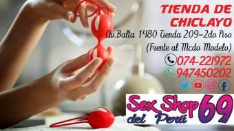 San Borjca JUGUETES ERÓTICOS 69  sexX shop