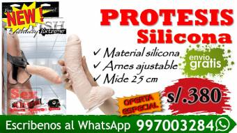 Sexshop Lince Protesis Silicona