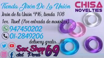 JAEN: Diego Palomino 1426 tienda 302(frente caja Piura) 076-289279    21