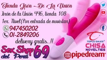 JAEN: Diego Palomino 1426 tienda 302(frente caja Piura) 076-289279   41