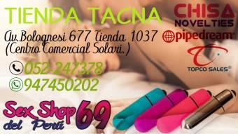 JAEN: Diego Palomino 1426 tienda 302(frente caja Piura) 076-289279   37