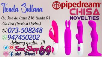 SULLANA SEX SHOP DELIVERY GRATIS @ PERU