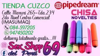 SEXSHOP 69 TIENDA --- CUSCO