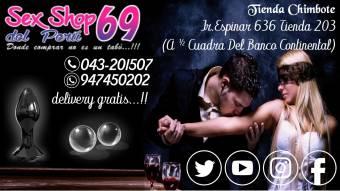 JUGUETES ERÓTICOS :San Borja:   sex shop69
