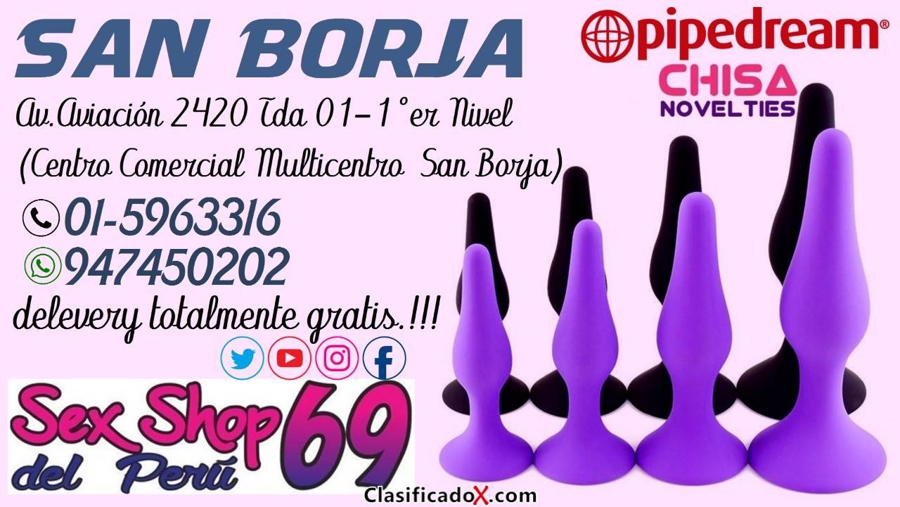 :San Borja: sex shop69 JUGUETES ERÓTICOS