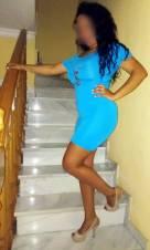 Fogosa escort dominicana, 20 años, muy inteligente, guapa y presumida