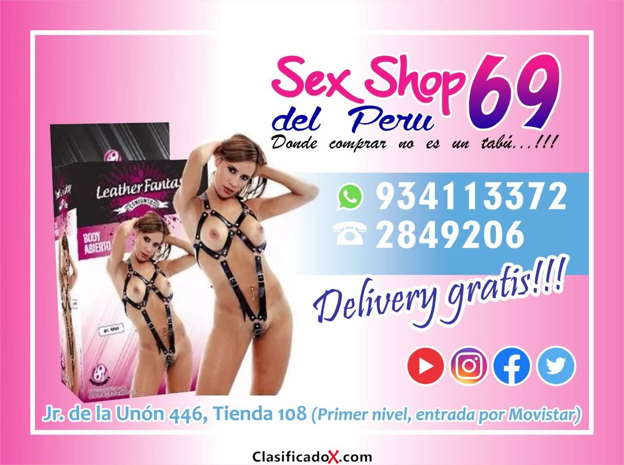 sexshop 69 // descubre tu lado mas sexy y hot y sal de la rutina