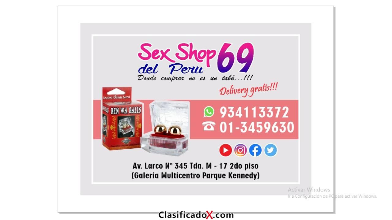 sexshop 69 ++ amplia coleccion de juguetes hot para parejas