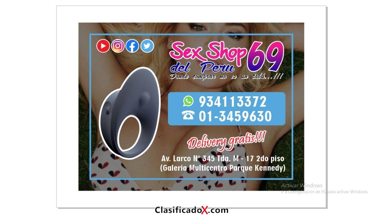 sexshop 69 /-/-/-/ sal de la rutina ya
