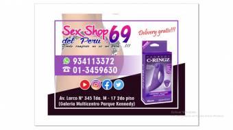 69 JUGUETES ERÓTICOS SAN::B0RJA  sexshopdelperú