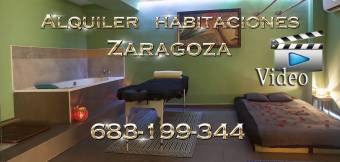 ALQUILER DE HABITACIONES Y APARTAMENTOS EN ZARAGOZA